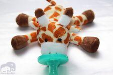 New Soft Cozy Giraffe Plush Toy Pacifier /Good Night Sleep/ Shower Gift -Next da