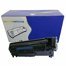 1 Black non-OEM 12X Toner Cartridge for HP 1010 1012 1015 1018 1020 1020+ 1022