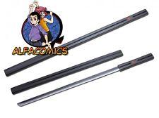 NARUTO Spada katana legno cosplay SASUKE UCHIHA con fodero 100 CM! woodden sword