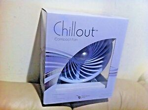NEW Chillout 2 Speed Personal Fan GF 55 FREE SHIPPING