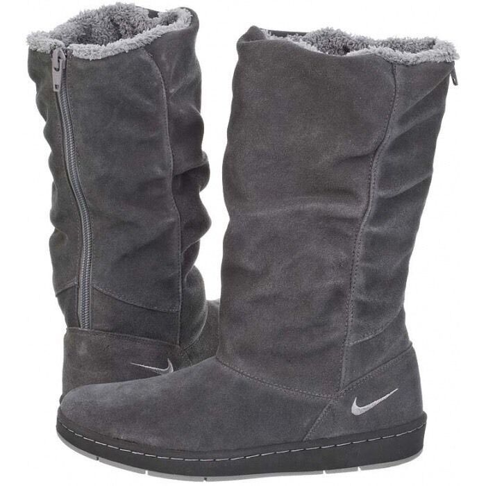 Nike WNS scarpe da ginnastica Hoodie  Charcoal UK 4 EU 37.5 RARE  garantito