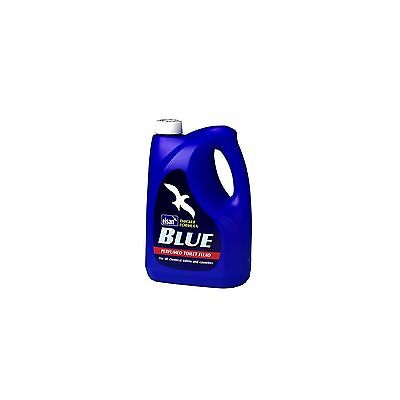 Caravan Camping Non-Staining Chemical Blue Toilet Cleaner Fluid - 2 Litre