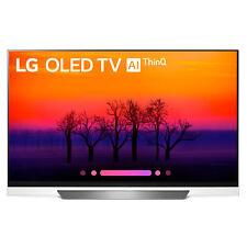 """LG OLED55E8P 55"""" 4K HDR Smart AI OLED TV w/ ThinQ - OLED55E8PUA"""