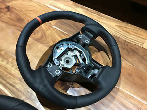 oem steering wheel for nissan 350z 370z g37 g35 custom leather carbon fibre ebay usd
