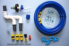 Caravan Mains Water Adaptor for Aquaroll or WaterHog 10 metre Hose & RapiDrain