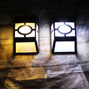 Energia-Solar-LED-Luz-de-Pared-Lampara-Decorativa-Jardin-Exterior-Impermeable-Patio