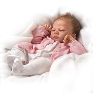 Tiny Miracles Emmy Doll by Ashton Drake