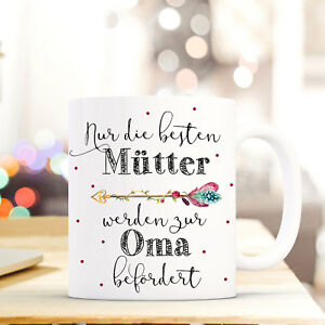Diplomatisch Tasse Becher Spruch Geschenk Oma Kaffeebecher Kaffetasse Die Besten Mütter Ts612 Starke Verpackung Ernährung Kindergeschirr & -besteck