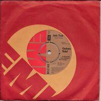 """Cockney Rebel [Steve Harley] Judy Teen UK 45 7"""" single +Spaced Out"""