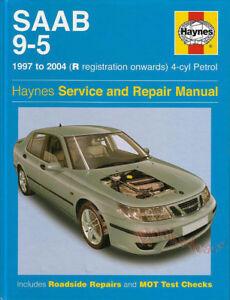 shop manual saab 9 5 service repair book haynes workshop chilton ebay rh ebay com saab manual codes saab manual transmission for sale