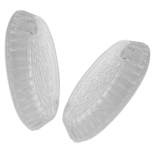 2 Pieces Motorcycle Turn Signal Light Lens Cover for kawasaki vn2000 vn1500
