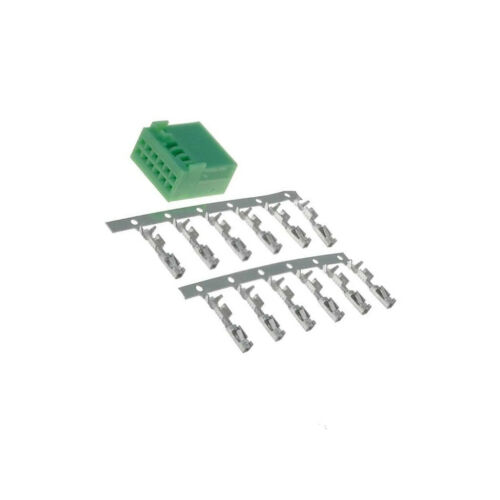 800006 set conector Quadlock pin 12 verde KFZ-modelo vw 2011 />