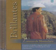 CD - Lorenzo De Monteclaro NEW Brillantes Versiones Originales FAST SHIPPING !