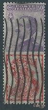 1924-25 REGNO USATO PUBBLICITARIO SINGER 50 CENT - RR13917-2