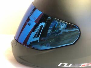 d70d001f LS2 FF384 FF351 FF352 FF369 BLUE VISOR - original manufacturer | eBay