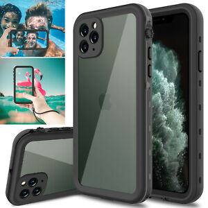For iPhone 13/12 Pro Max/Mini/XS Max Case Waterproof Shockproof Screen Protector