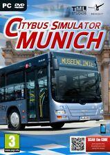 City Bus Simulator Munich (PC DVD) NEW & Sealed