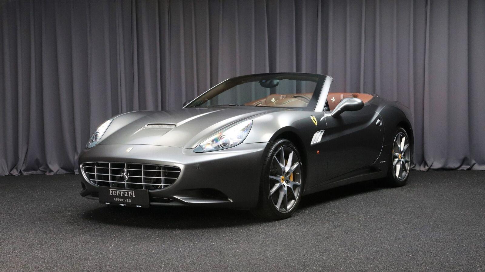 Ferrari California 30 4,3 F1 2d - 8.995 kr.
