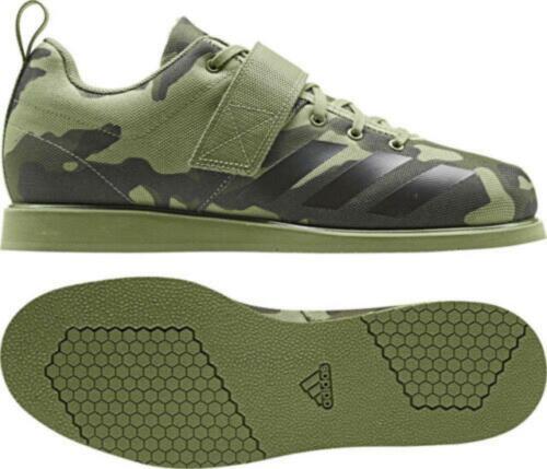 Adidas Powerlift 4 Stivali di sollevamento pesi-Verde Oliva