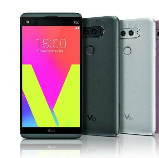LG V20 64gb - Verizon Total Wireless Pageplus Straight Talk Unlocked Phone  - New