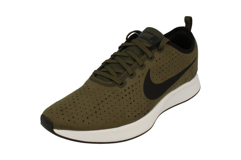 Nike Dualtone Racer PRM Homme fonctionnement Baskets 924448 Baskets Chaussures 300-