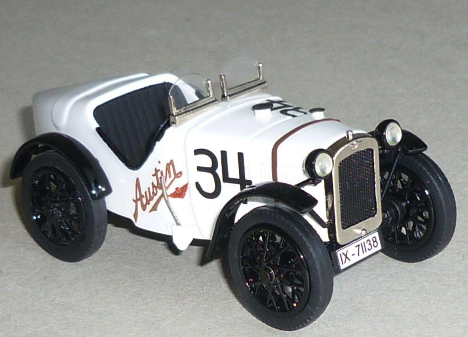 Austin Seven Ulster 1932  Bäumer - 1 32 by emmy
