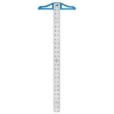 Standard T-Square Ruler ~ 18 in x 1 1//2 in