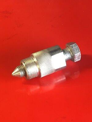 UKSCOOTERS lambretta flywheel puller extractor gp li tv sx round polished 27mm