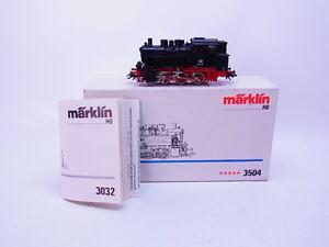 81461-Marklin-H0-3504-Locomotive-Tender-Br-80-De-DB-Neuf-en-Emballage-D-039-Origine