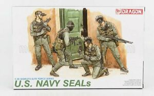 DRAGON ARMOR 1/35 FIGURES | SOLDATI - SOLDIERS USA NAVY SAELS MILITARY | /