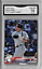miniature 1 - Aaron Judge 2018 Topps League Leaders Card Graded by GMA Gem Mint 10 1 Free Card