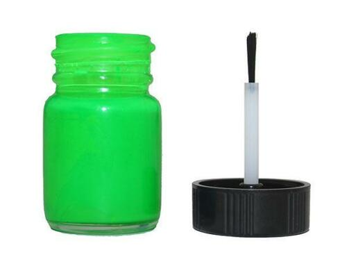 Fluorescent Green Automotive Gauge Cluster Needle Paint Bottle with Brush