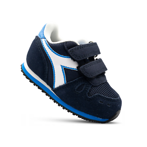 Diadora Kinder Unisex Casual Sneakers Sportschuhe SIMPLE RUN TD