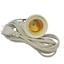 Home-E27-Screw-Light-Lamp-Bulb-Holder-Cap-Socket-Switch-Power-Cable-Cords thumbnail 2