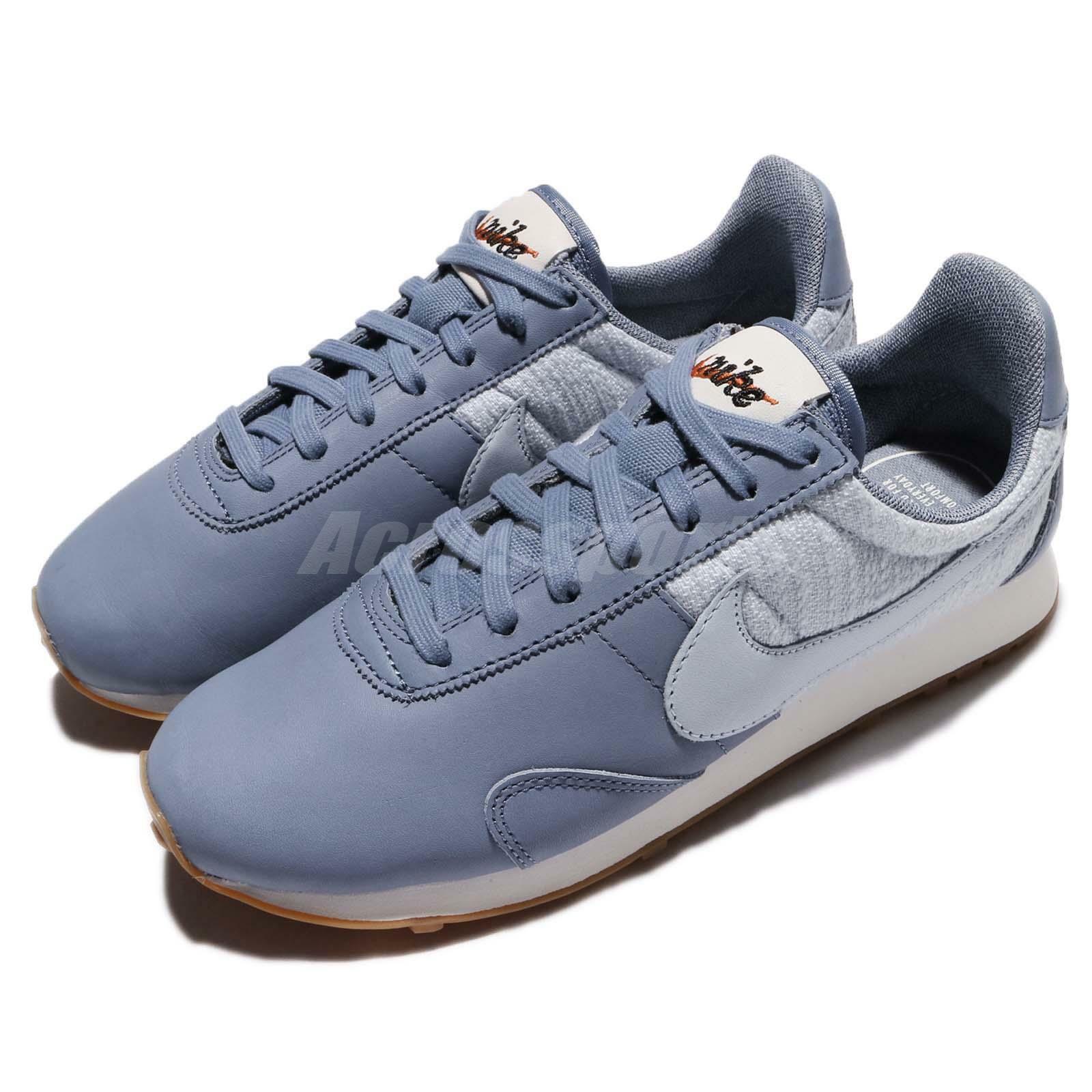 Nike Wmns Pre Montreal Racer VNTG TXT Ocean blu donna Vintage scarpe 833865-400 | Prima classe nella sua classe  | Uomini/Donne Scarpa