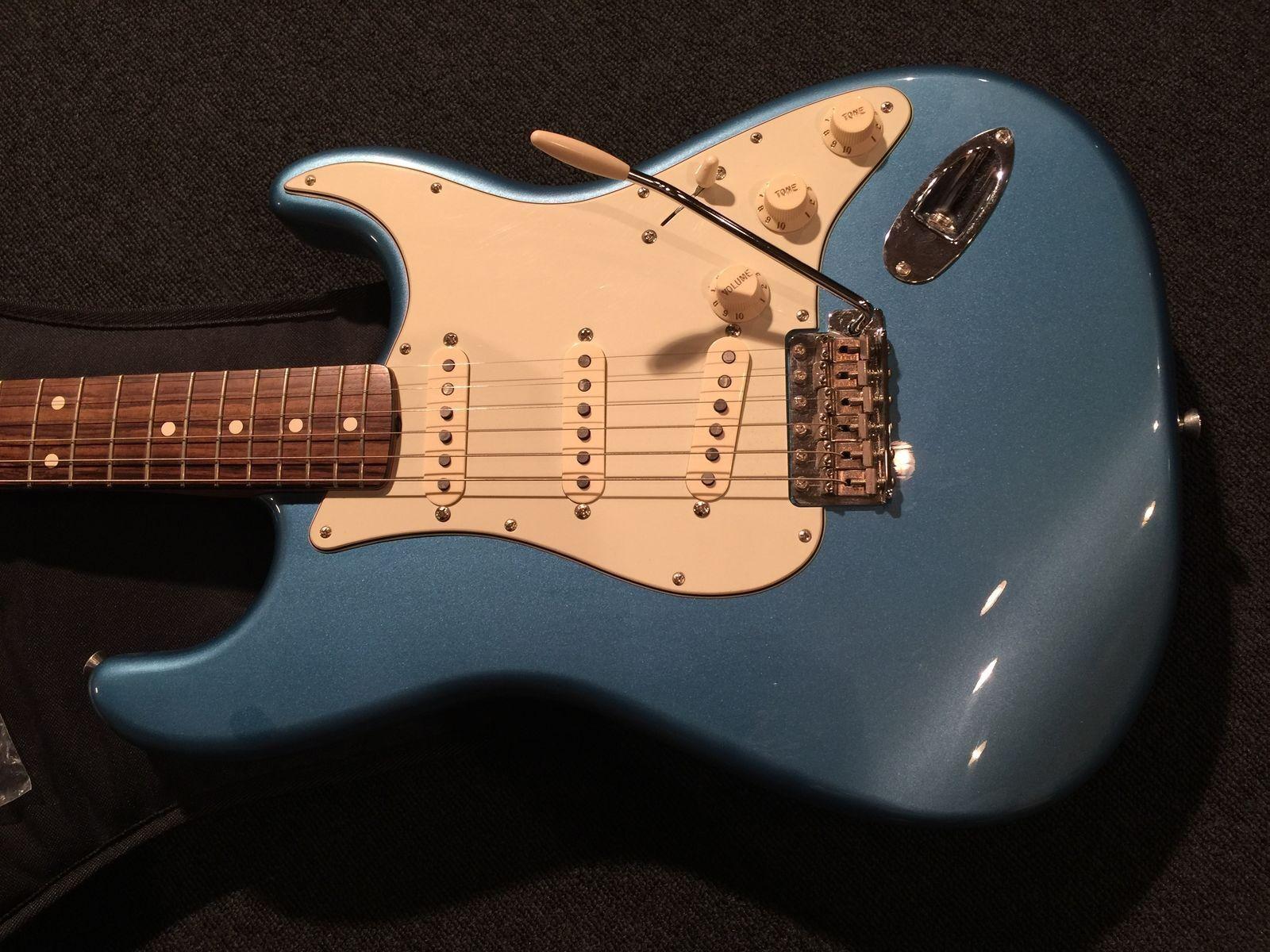 Fender MEX '60ST CLASSIC SERIES LPB/R No.081213 rare EMS F/S