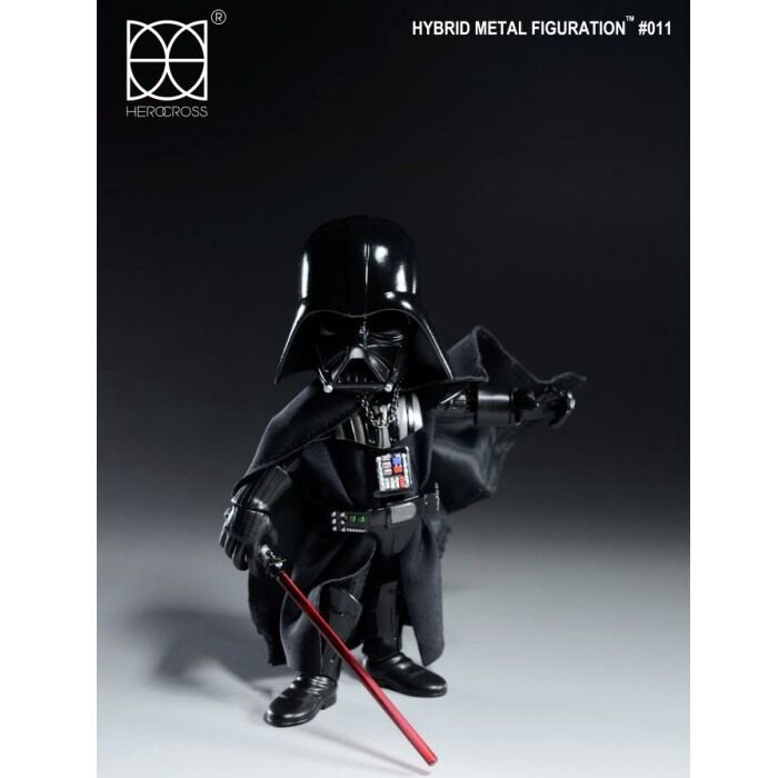 Herocross - Hybrid Metal Figuration  005 Darth Vader - Star Wars Action Figure