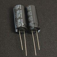 2pcs-- 220uf 100v Electrolytic Capacitor 100v220uf Rubycon Yxg High Ripple