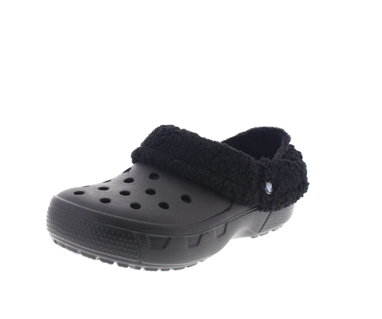 CROCS Schuhe - Gefütterte Clogs MAMMOTH EVO - schwarz