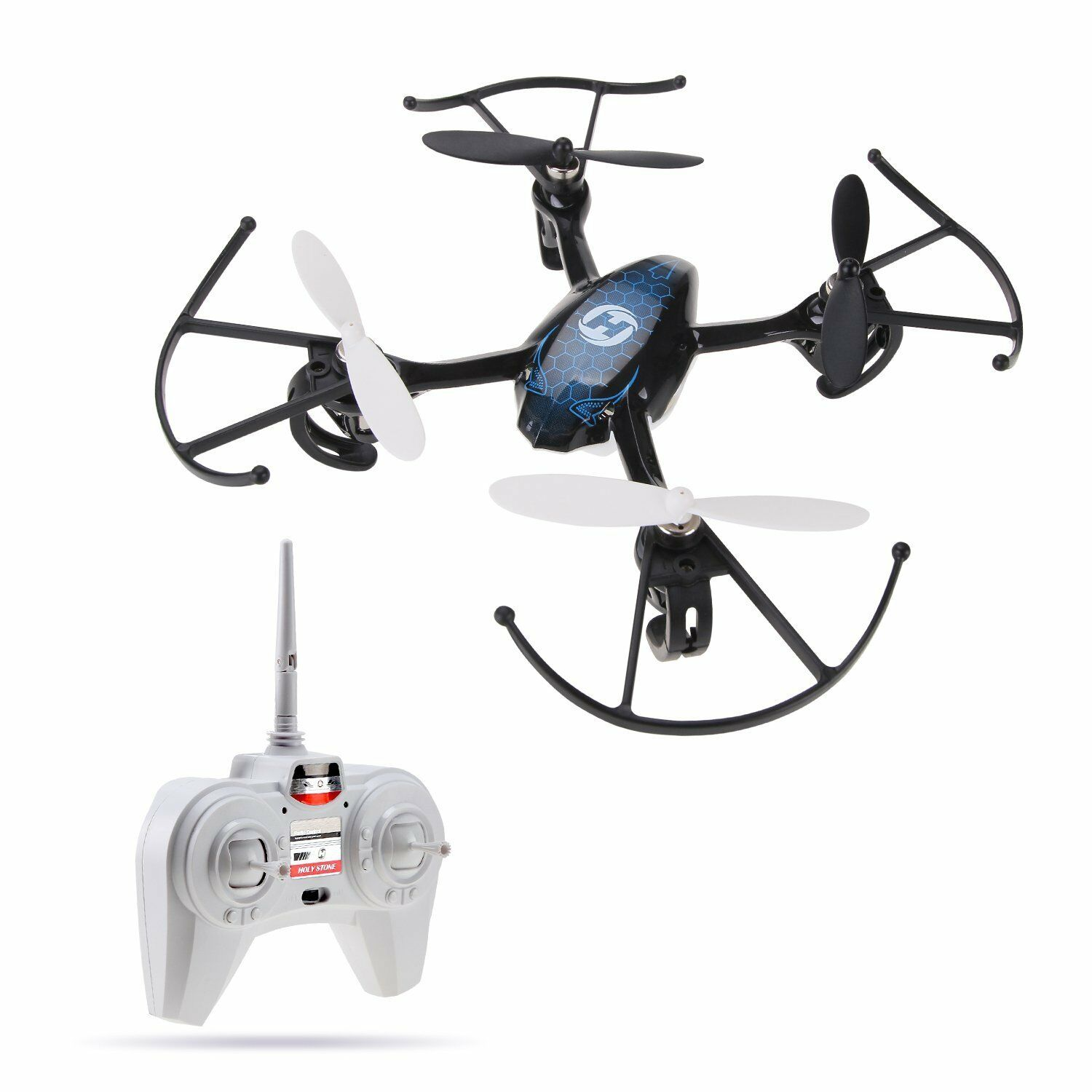 Holy Stone HS170 Prossoator Mini RC Helicopter Drone 2.4Ghz 6-Axis  Gyro 4 Channels  prezzo all'ingrosso e qualità affidabile