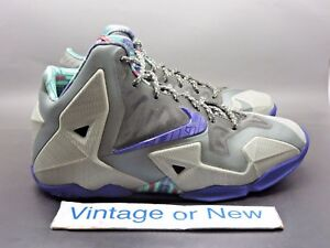 official photos e79a5 ea839 Image is loading Nike-LeBron-XI-11-Terracotta-Warrior-GS-sz-