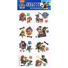 Paw Patrol Birthday Party Supplies Temporary Tattoos 8pk (1 Sheet) Favours Prize