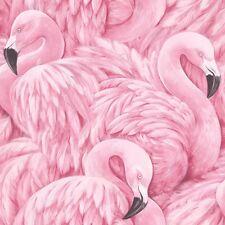 Rosa Flamingo Wallpaper por Rasch Gran Escala flamencos 277890