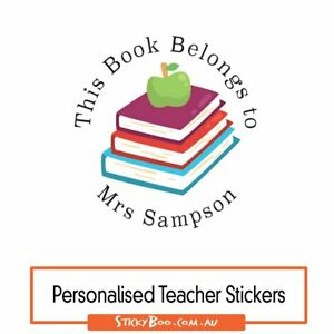 Personalised-Teacher-Stickers-This-book-belongs-to
