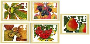 GB PHQ CARDS MINT NO. 155 1993 FOUR SEASONS - AUTUMN 10% OFF 5+
