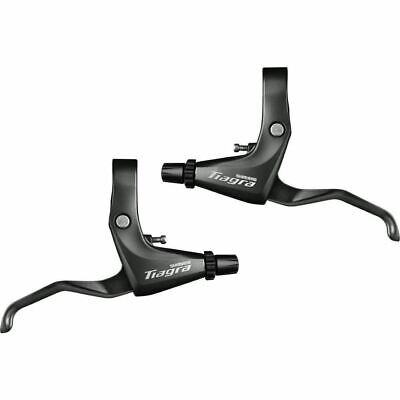 NEW Shimano Tiagra BL-4700 Flatbar Brake Lever Set Road Bike Black