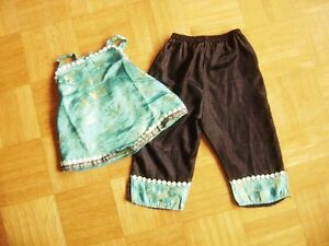 @ LEI'S import @ Petite Chinoise 2 Pièces Age 4 - 6 Taille 98/110