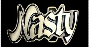 NASTY-WORD-GRAFITTI-COOL-BELT-BUCKLE-BUCKLES-BOUCLE-DE-CEINTURE
