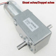 Mini DC 12V Getriebemotor High Torque Elektro reduktionsgetriebe 600RPM
