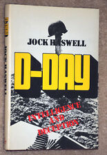D-DAY  INTELLIGENCE AND DECEPTION BY JOCK HASWELL